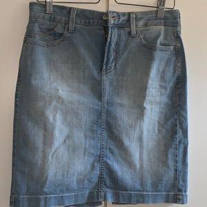 NYDJ Lift & Tuck Denim Pencil Skirt